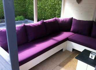 Lounge Kussens Buiten : Loungekussens outdoor tuinkussens voor loungebanken